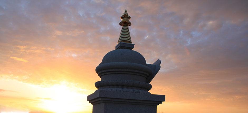 Kalachakra Stupa in Karma Berchen Ling