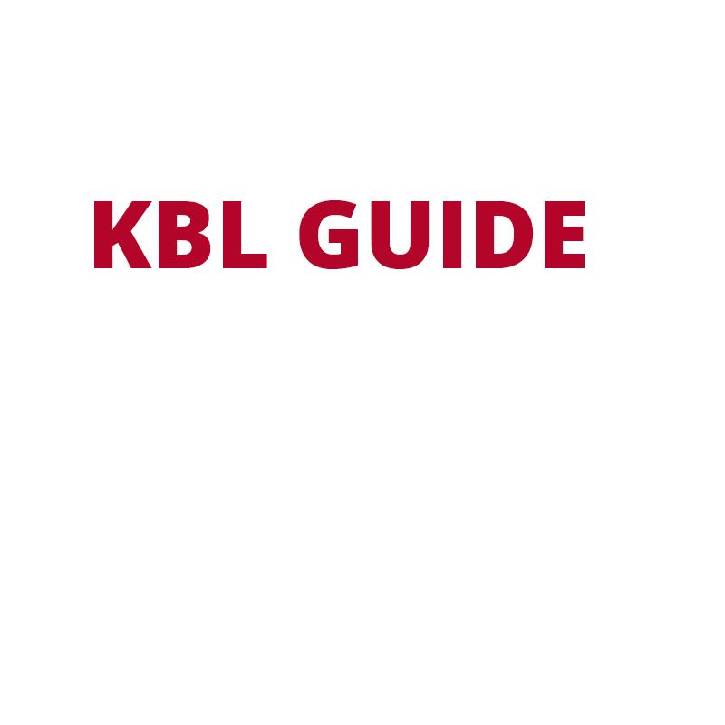 KBL Guide