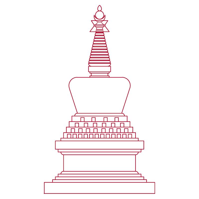 Wisdom Stupa