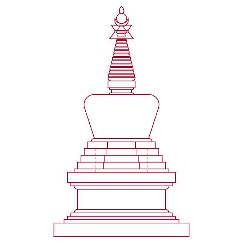 The Stupa of reconciliation