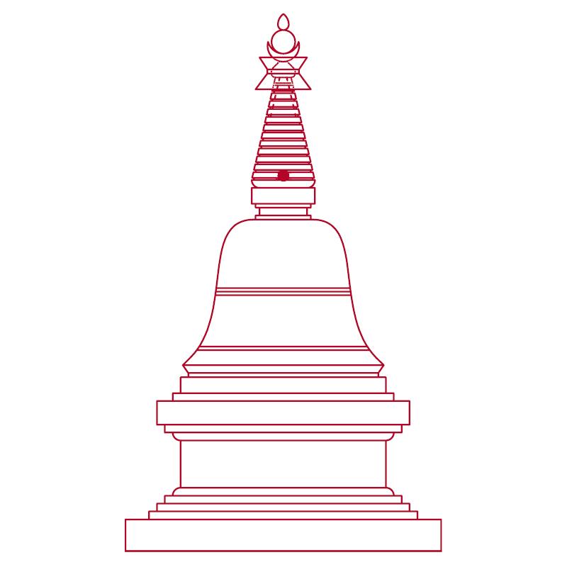 Paranirvana Stupa