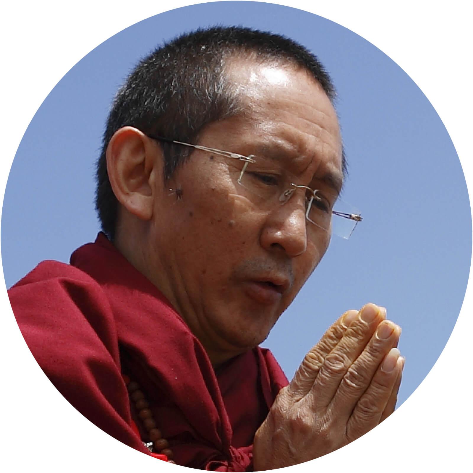 Lama Chogdrub Dorje